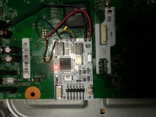 Corona V2 даш13599, Lite-On 1175 DG-16D5S нормального взлома привода так